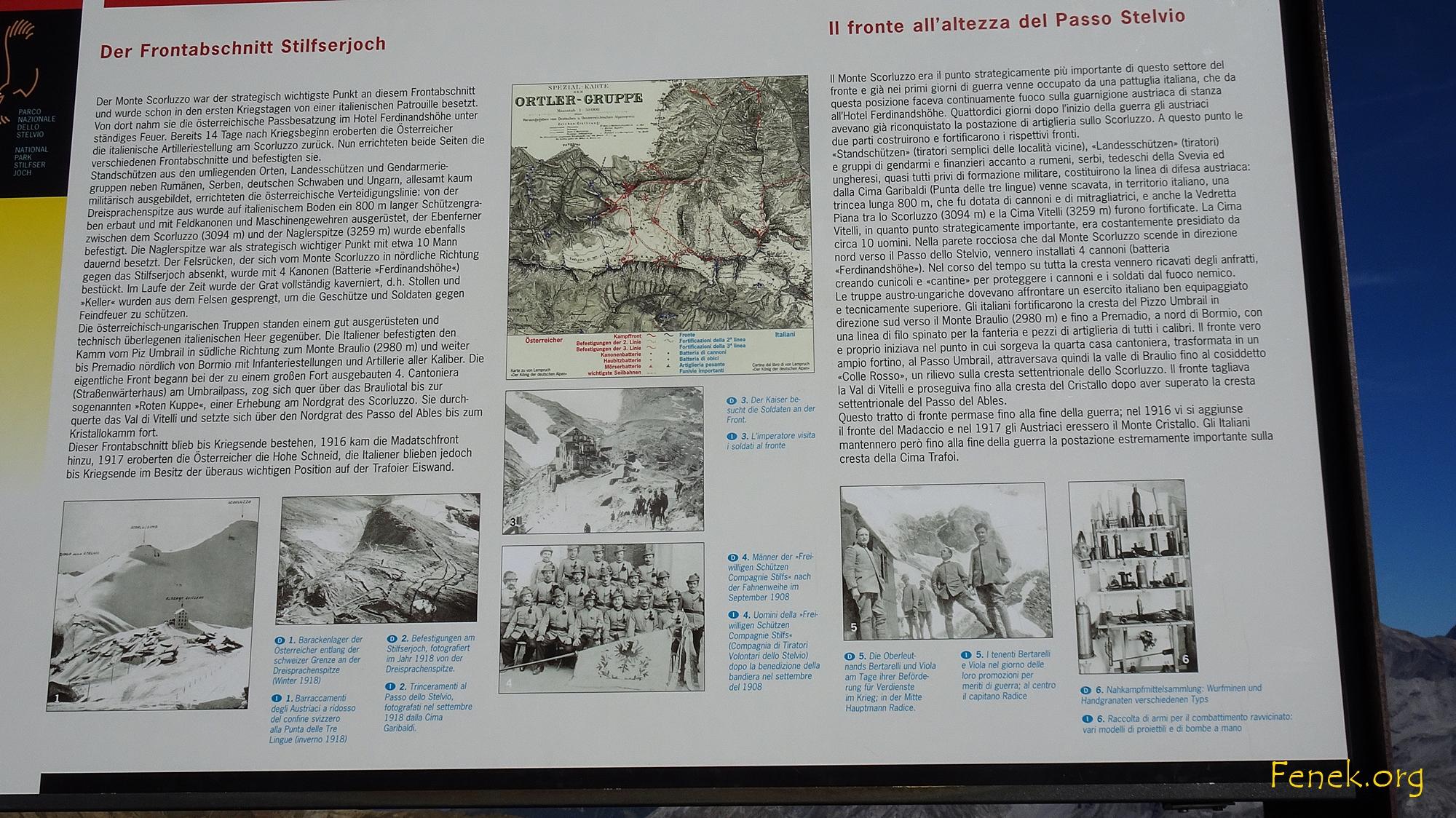 Geschichte dieser Gegend