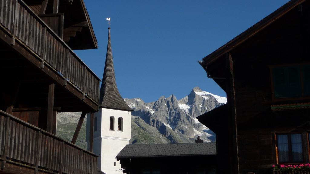 Klein Wannenhorn von Bellwald