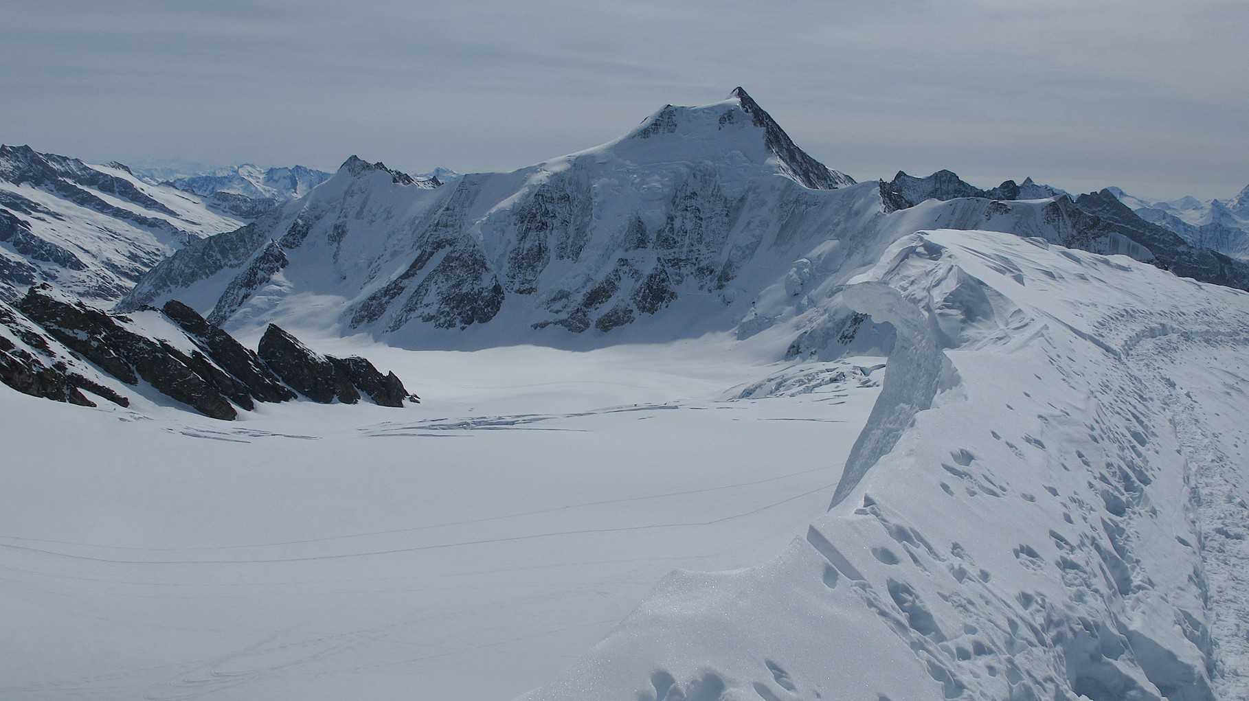 das Aletschhorn