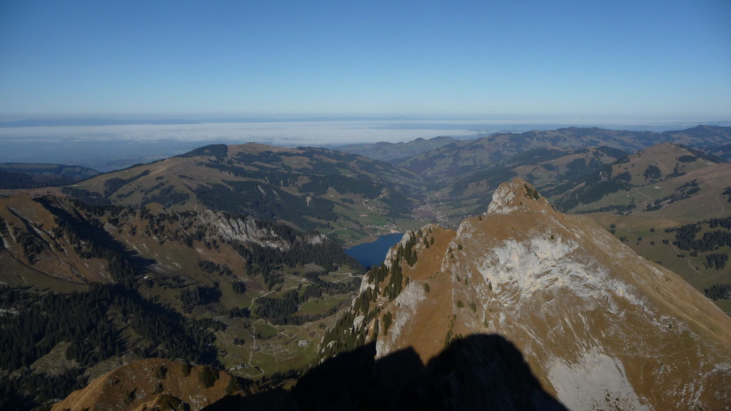 Blick zum Schwarzsee