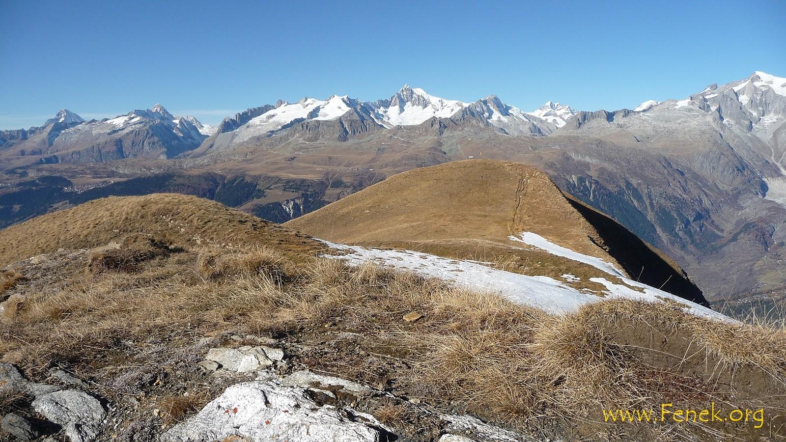 Eggerhorn Aussichtsgipfel