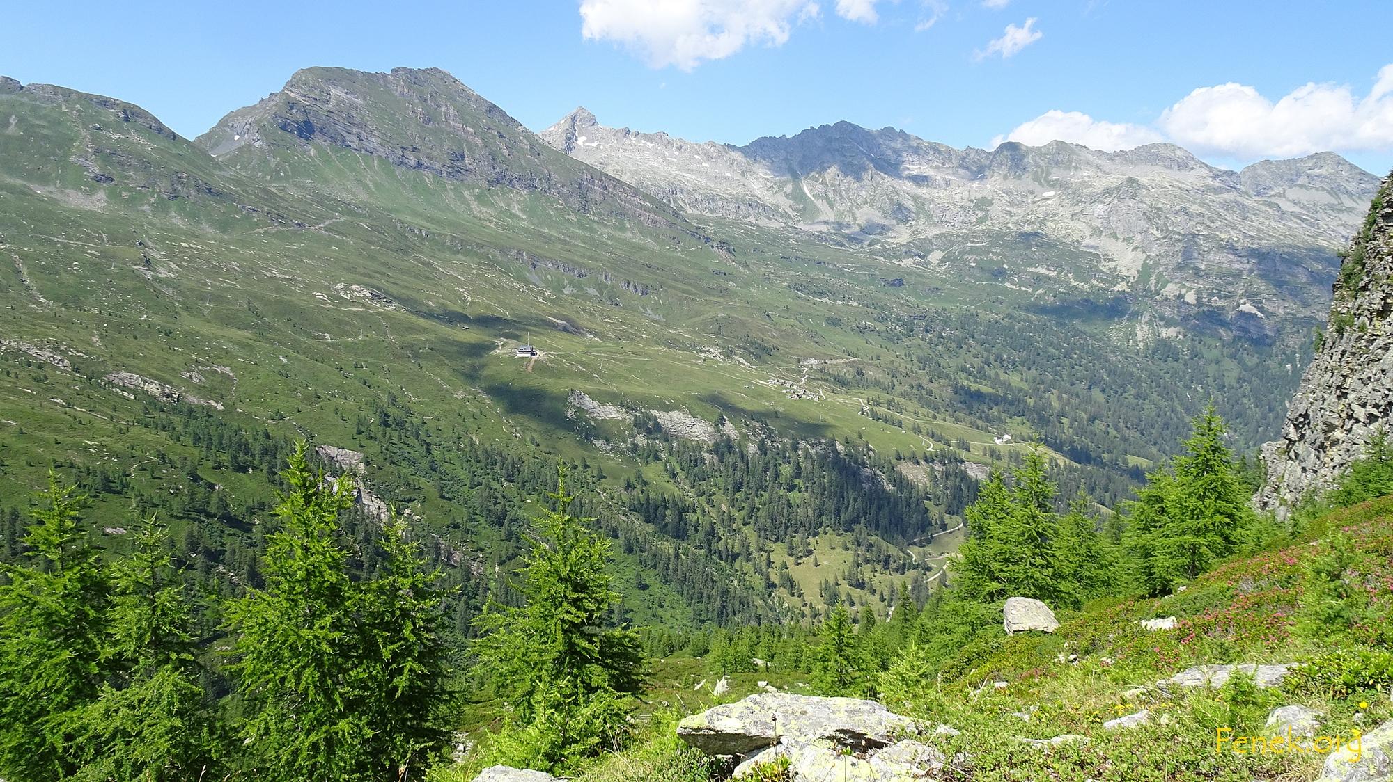 Blick Richtung Grossalp