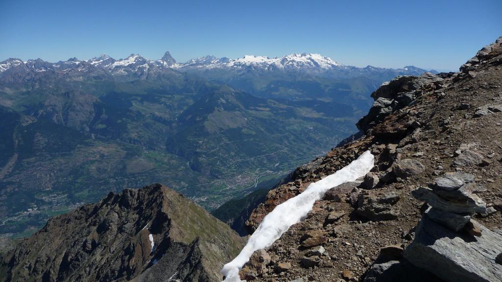 Aostatal und Monte Rosa