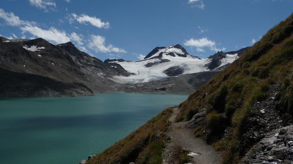 Lago del Sabbione und Hohsandhorn