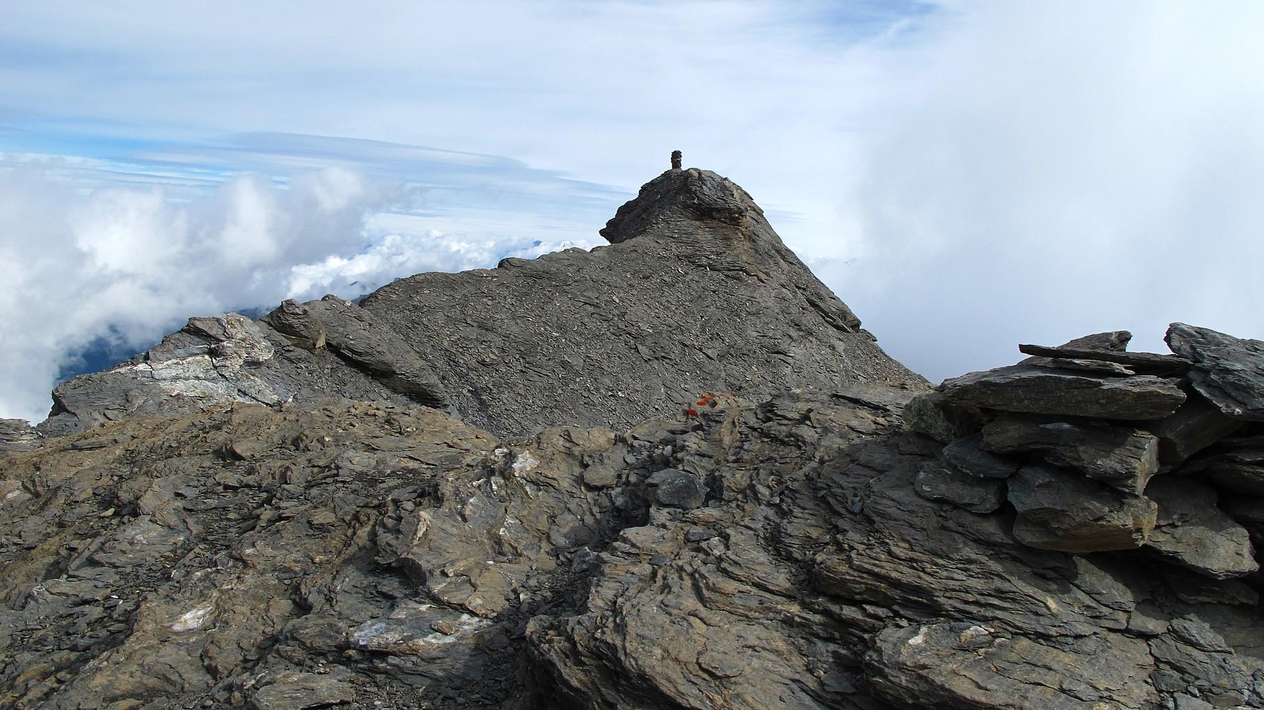 Gipfel Mont de l'Etoile