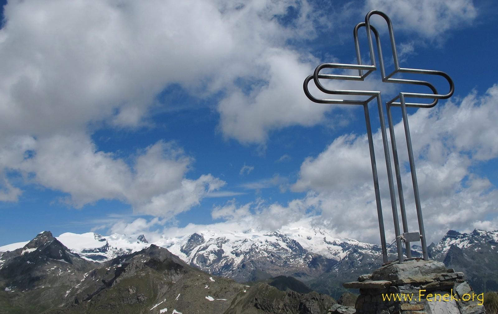 Gipfel Mont Tantané