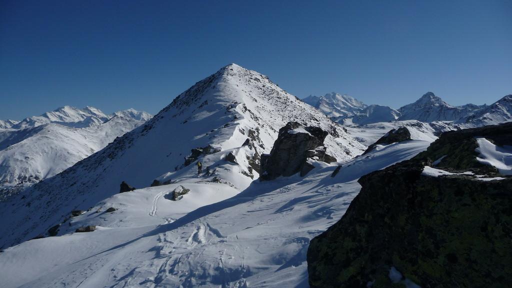 letzter Gipfel - das Signalhorn
