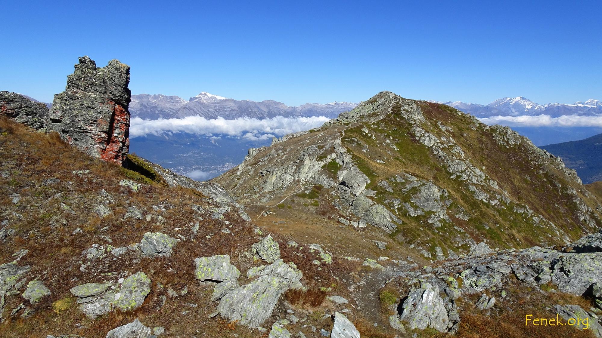 der stattliche Mont Loéré