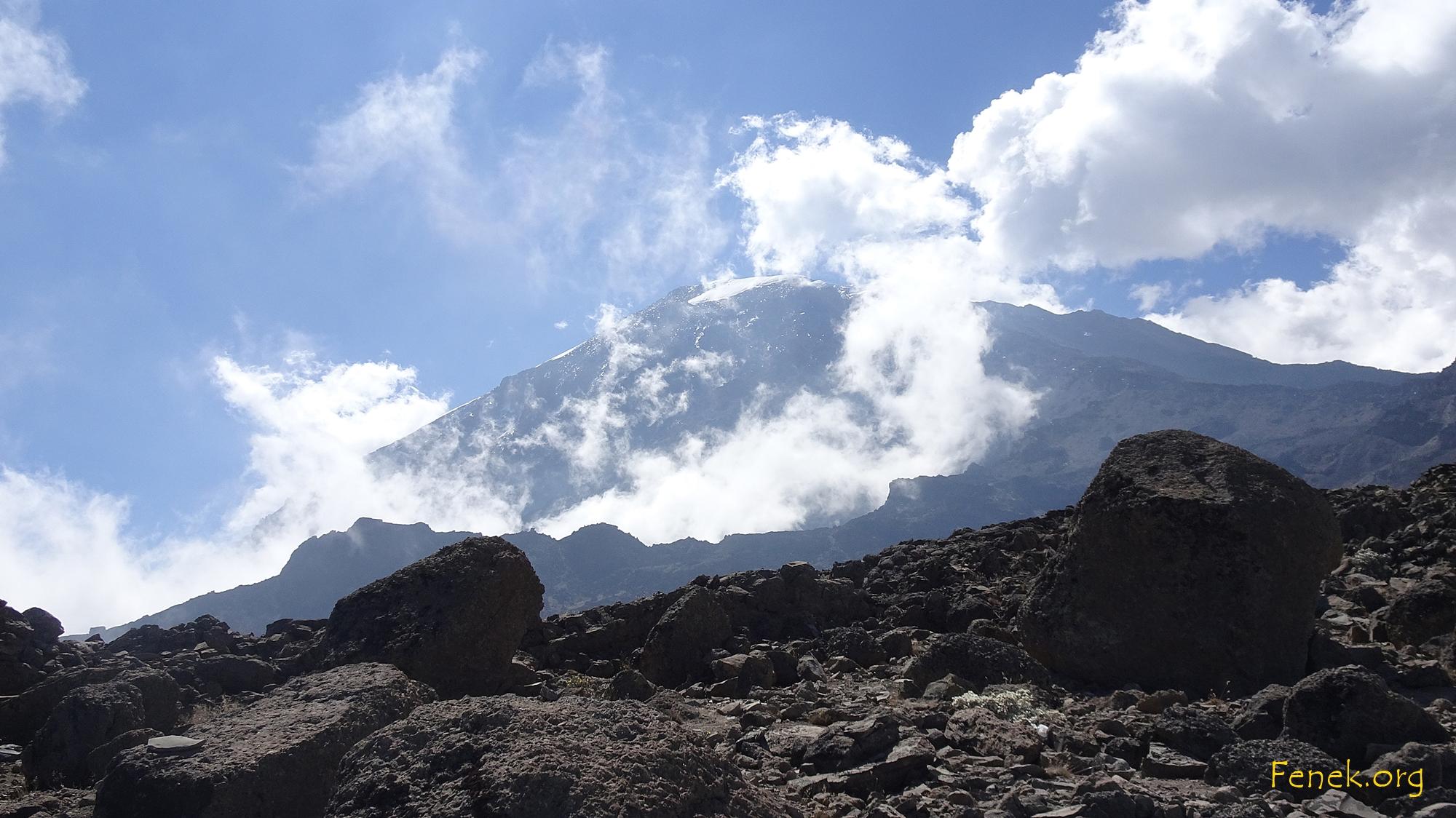 wunderbarer Berg