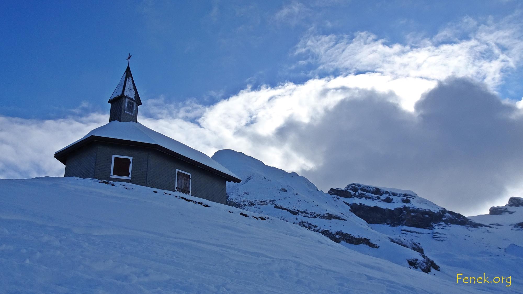 Kapelleli und Berg - gehört zusammen