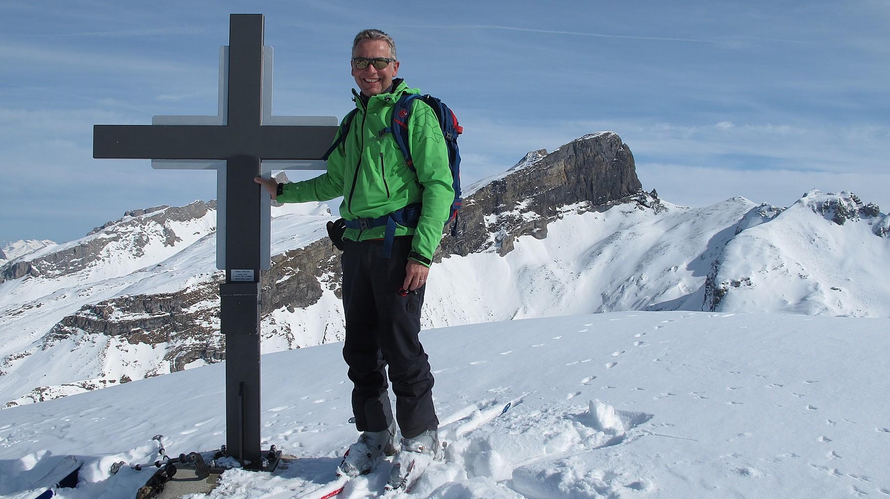 Gipfel Siwfass