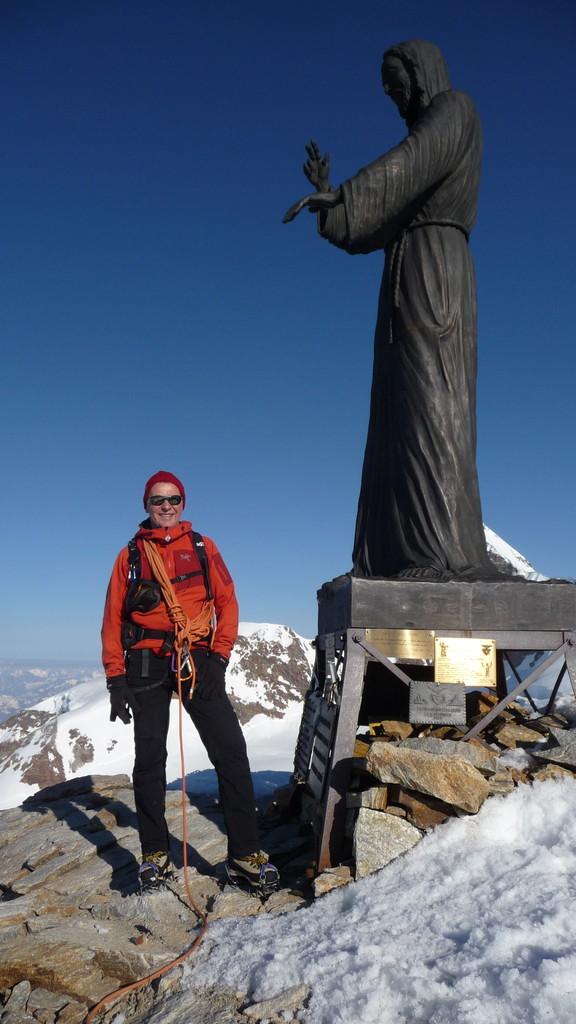 unter seinem Segen - Gipfelglück Balmenhorn