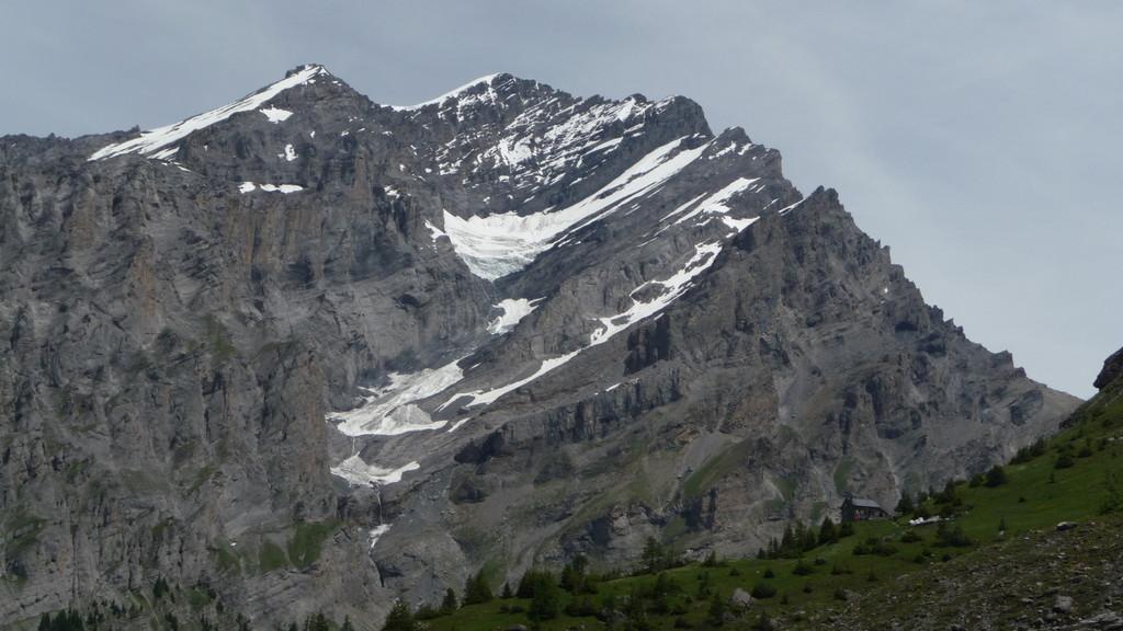 das mächtige Doldenhorn