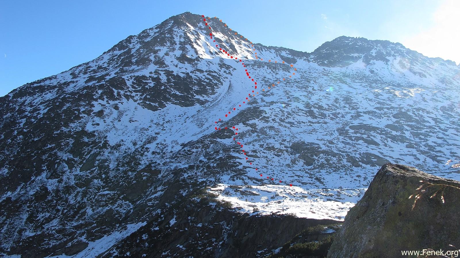Rückblick  -  rot = Aufstieg / orange = Abstieg