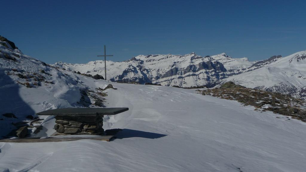 Gipfel Ergischhorn.....