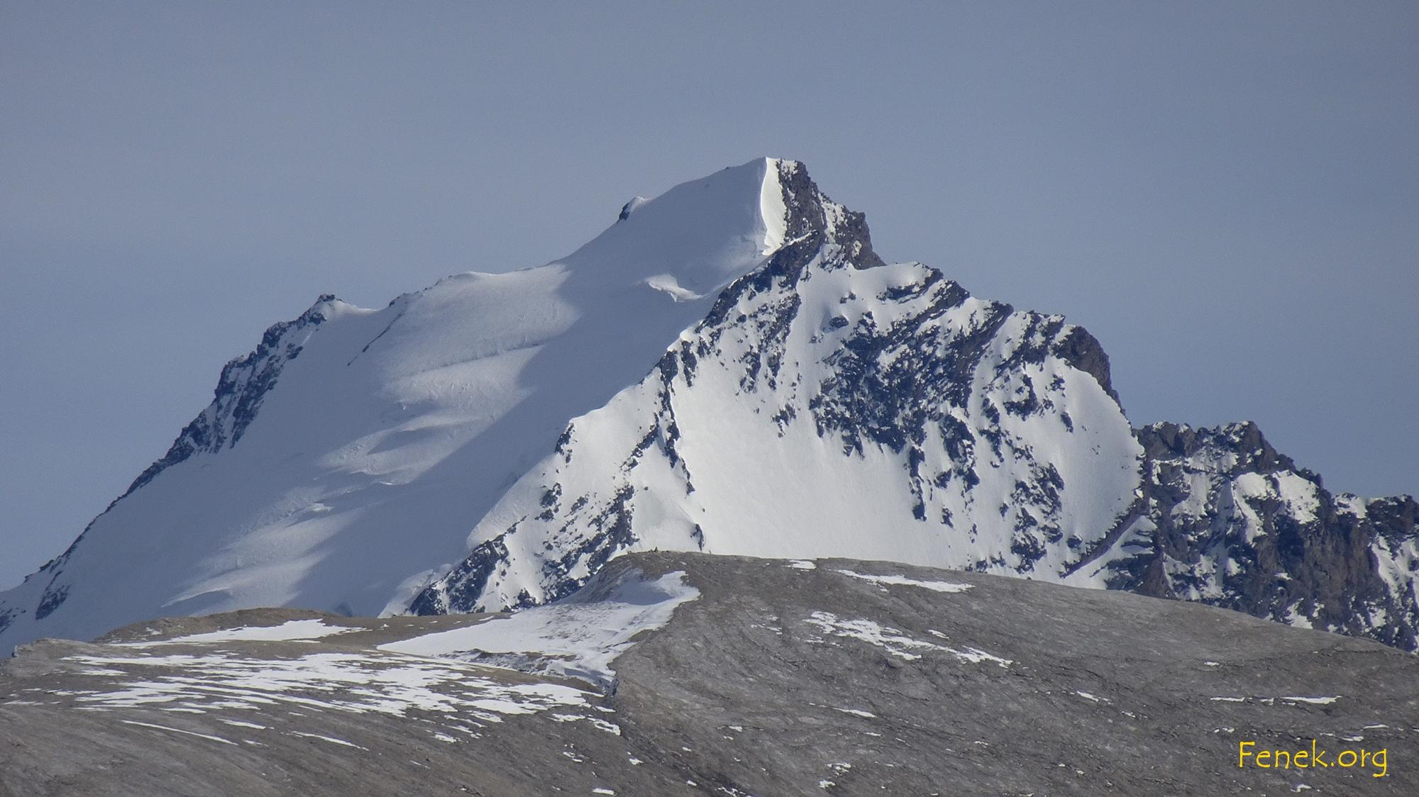 Dom - höchster Berg ganz auf Schweizer Boden