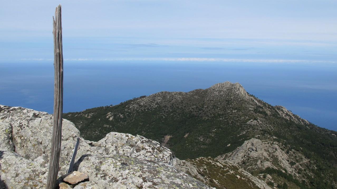 auf dem Monte di Cote