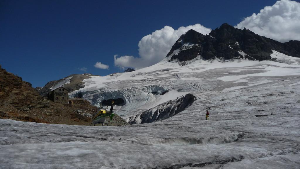 Mutthornhütte