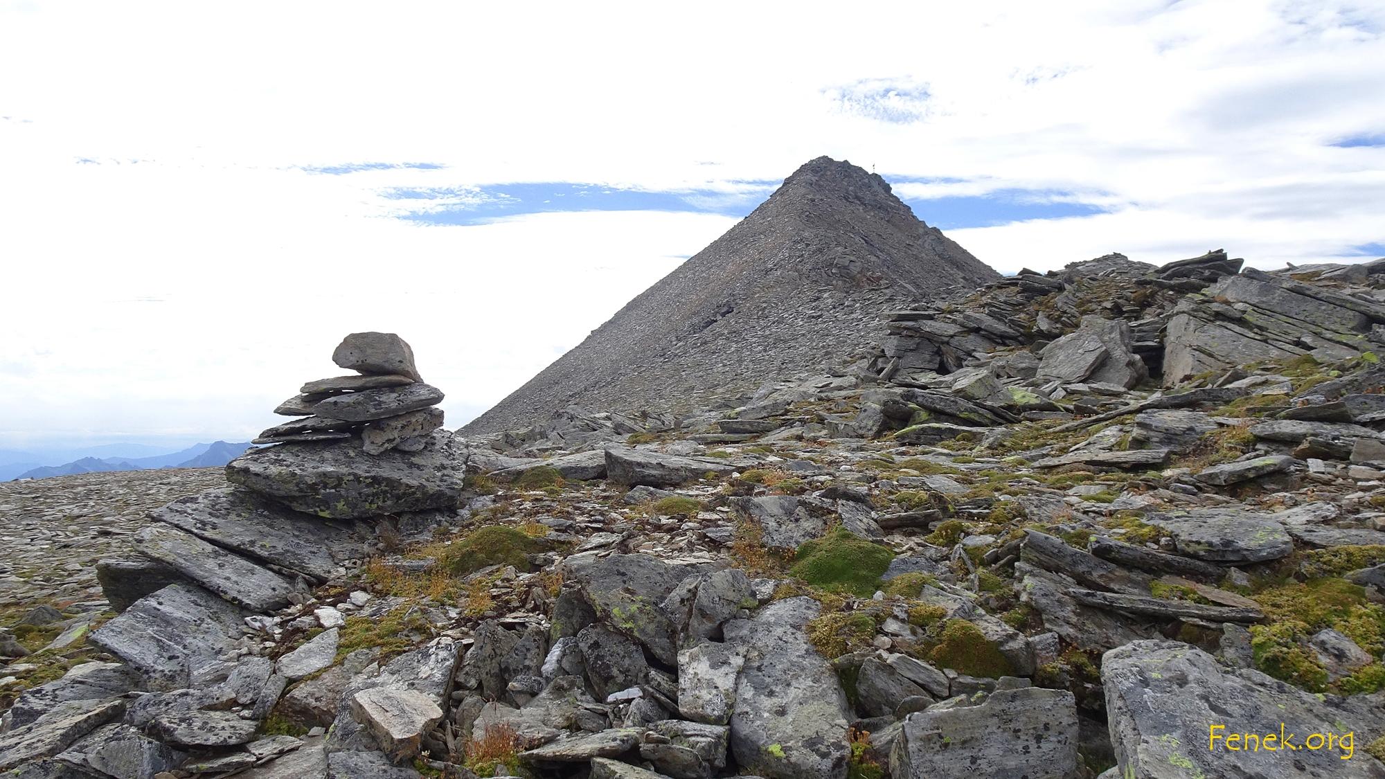 Gipfel Chesselhorn ahoi