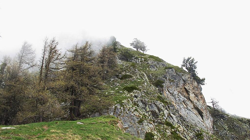 oberhalb Prag - erste Steilstufe