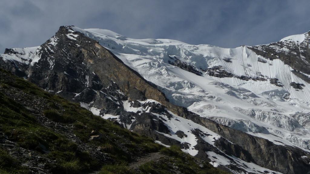 Nordwand Balmhorn