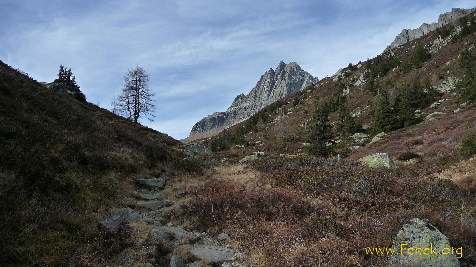 Salbitschijen - imposantes Klettereldorado