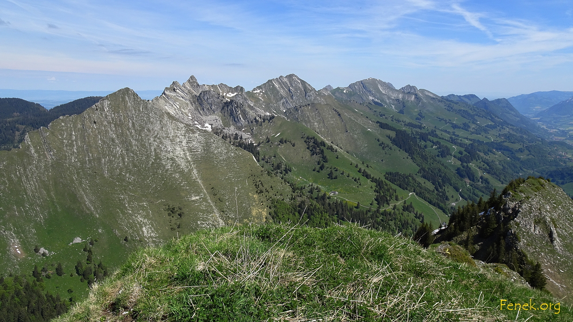 Freiburger Berge