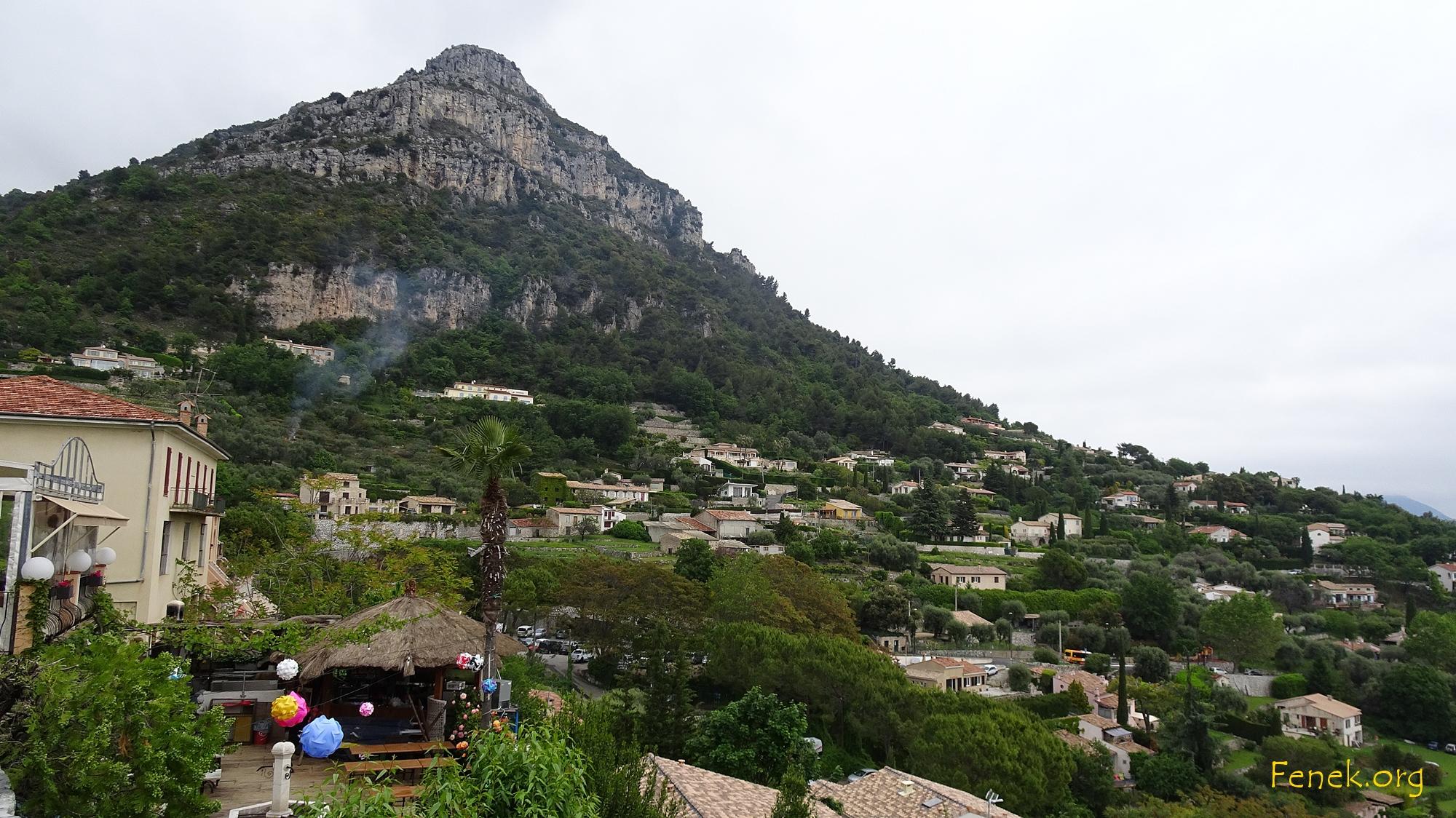 der kleinere Baou de la Gaude 796m