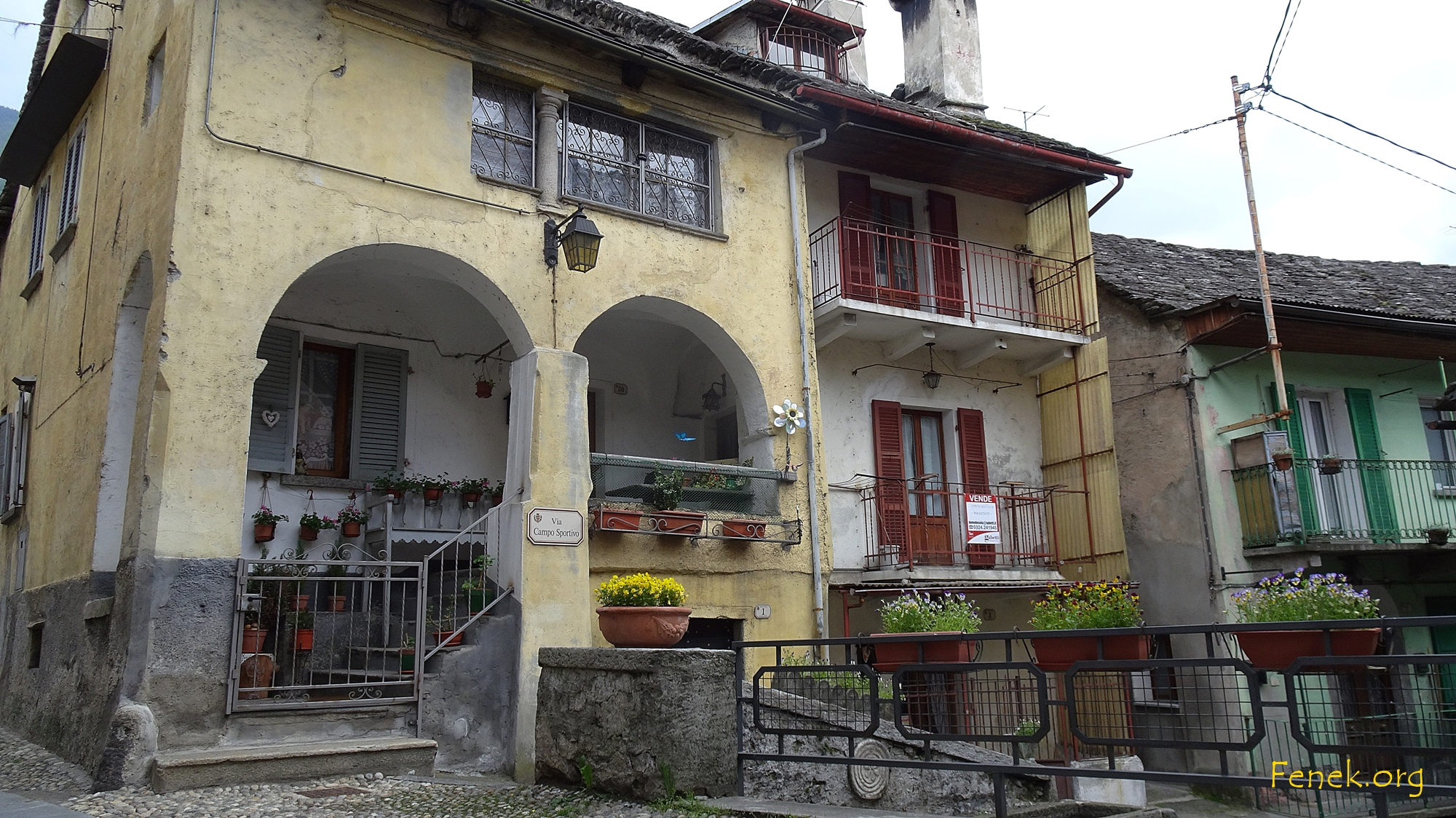 Haus in Varzo