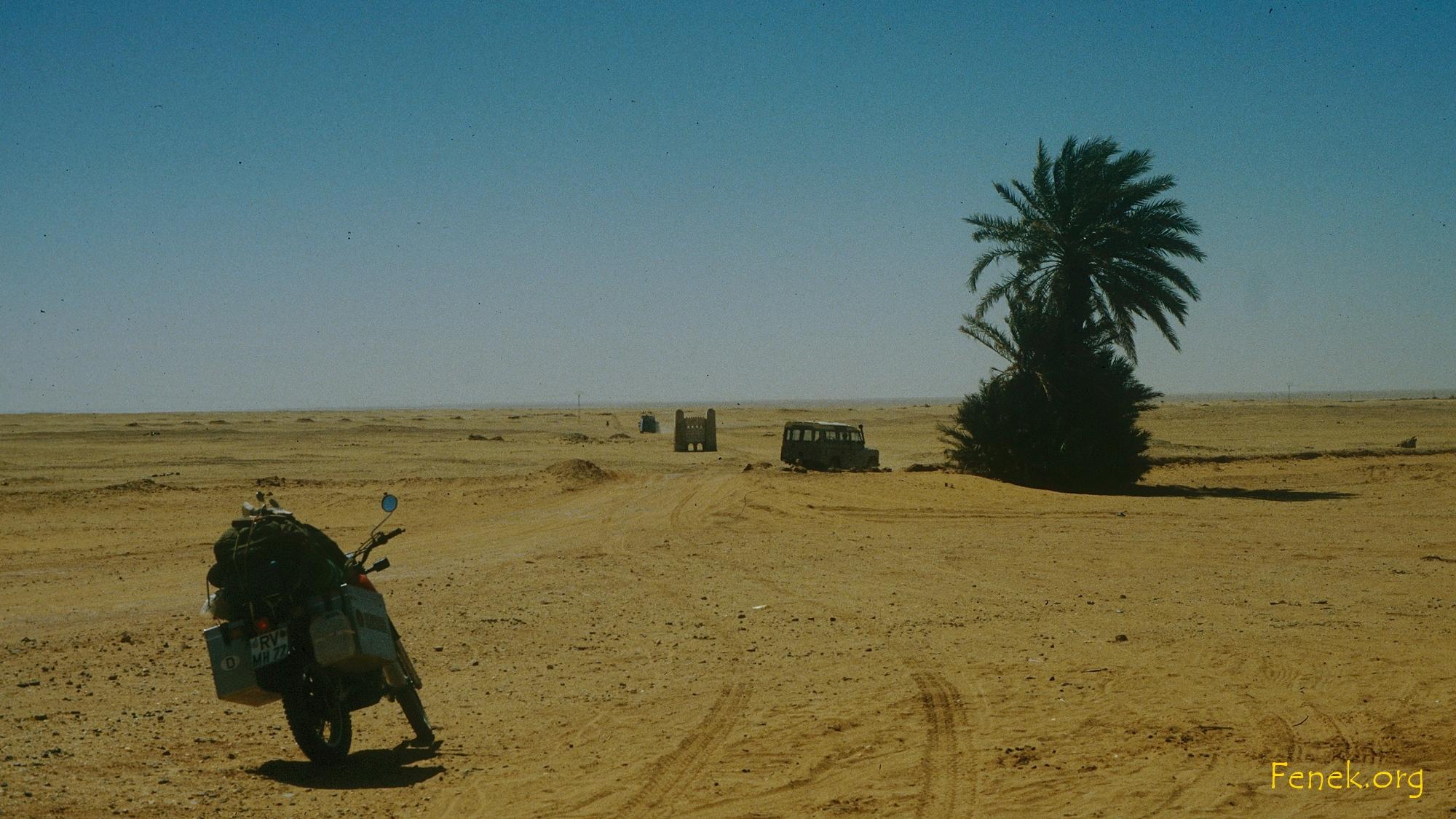 das Tor zur Wüste