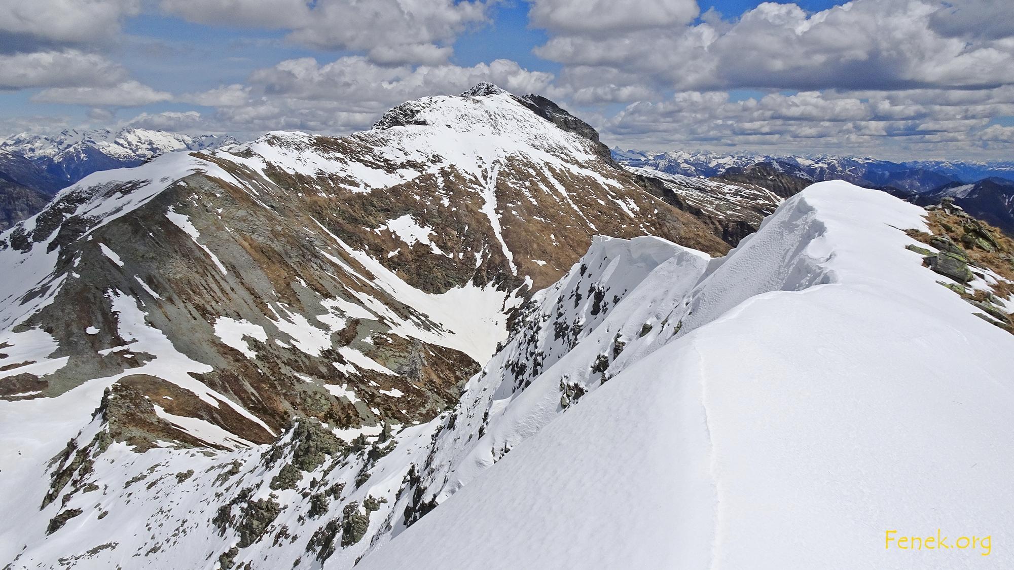 Gipfel Pianca
