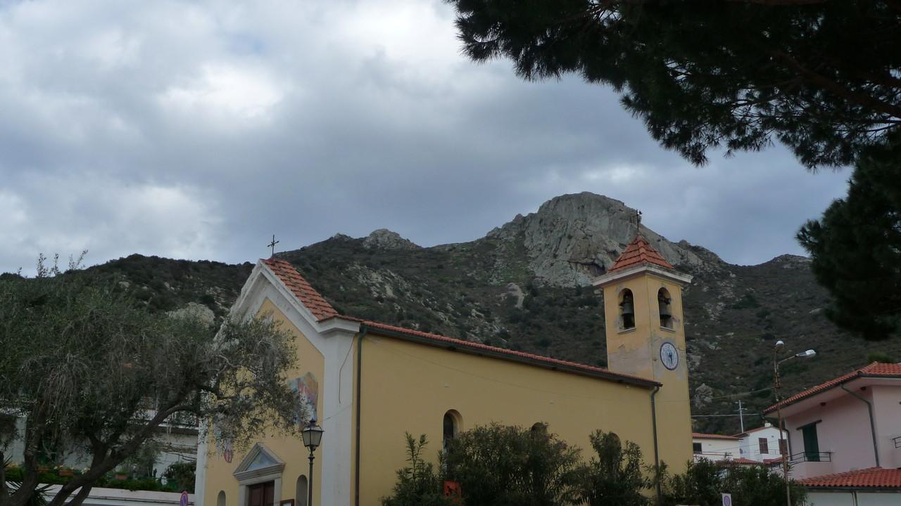 Monte San Bartolomeo von Chiessi