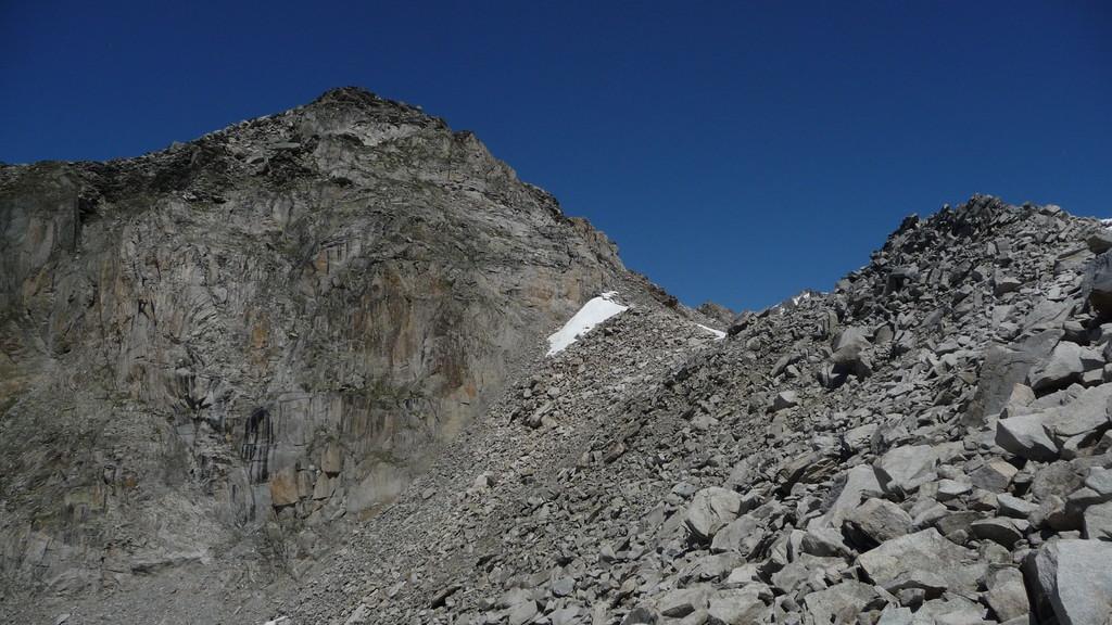 Gipfel vom Setzehorn