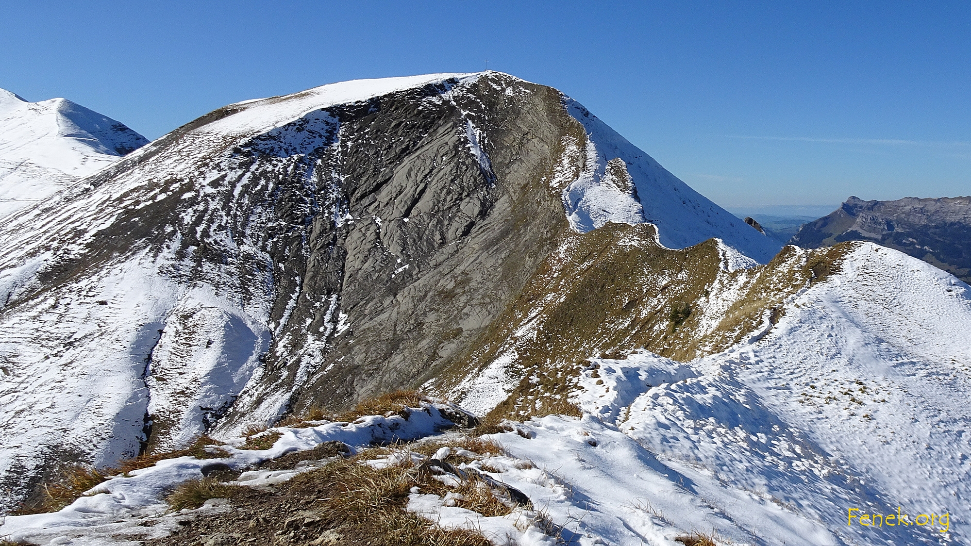 Biet - ein schöner Gipfel