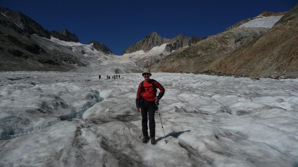 Gletscherwandern :-)
