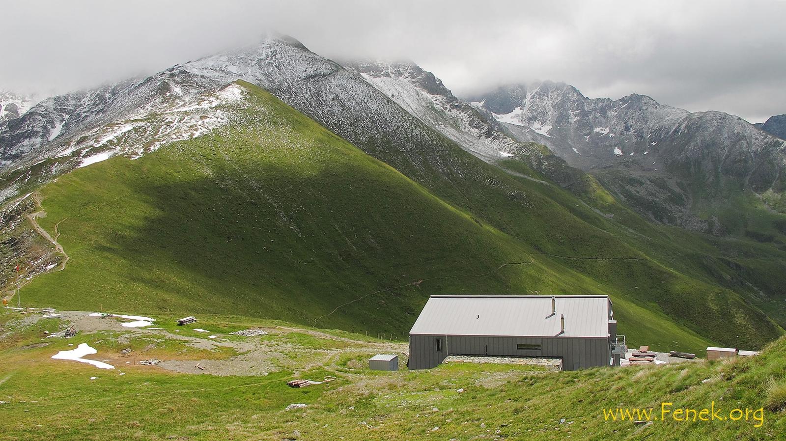 Cabane de Mille