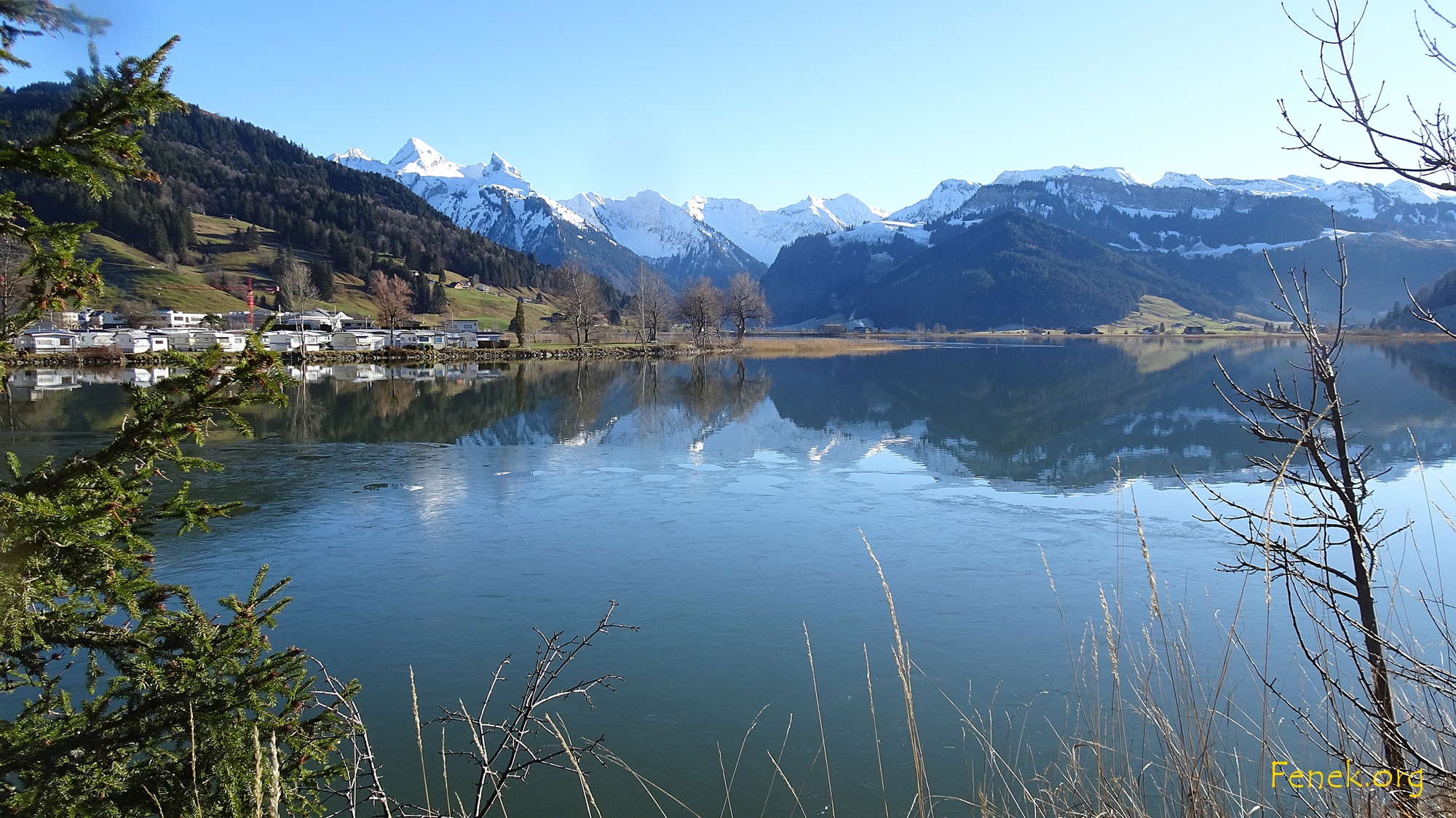 bei Euthal am Sihlsee