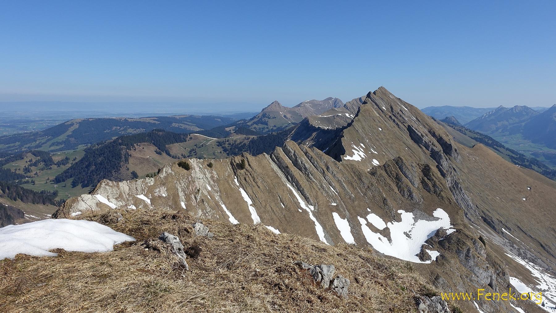 Vanil des Artses - wunderschöner Berg!