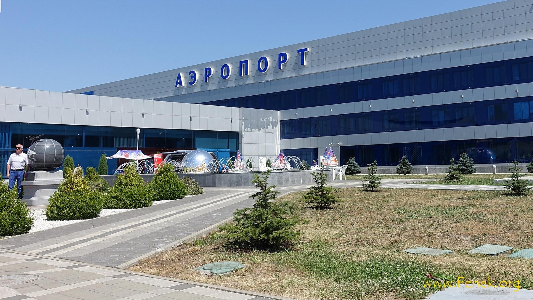 Flughafen Mineralnye Vody