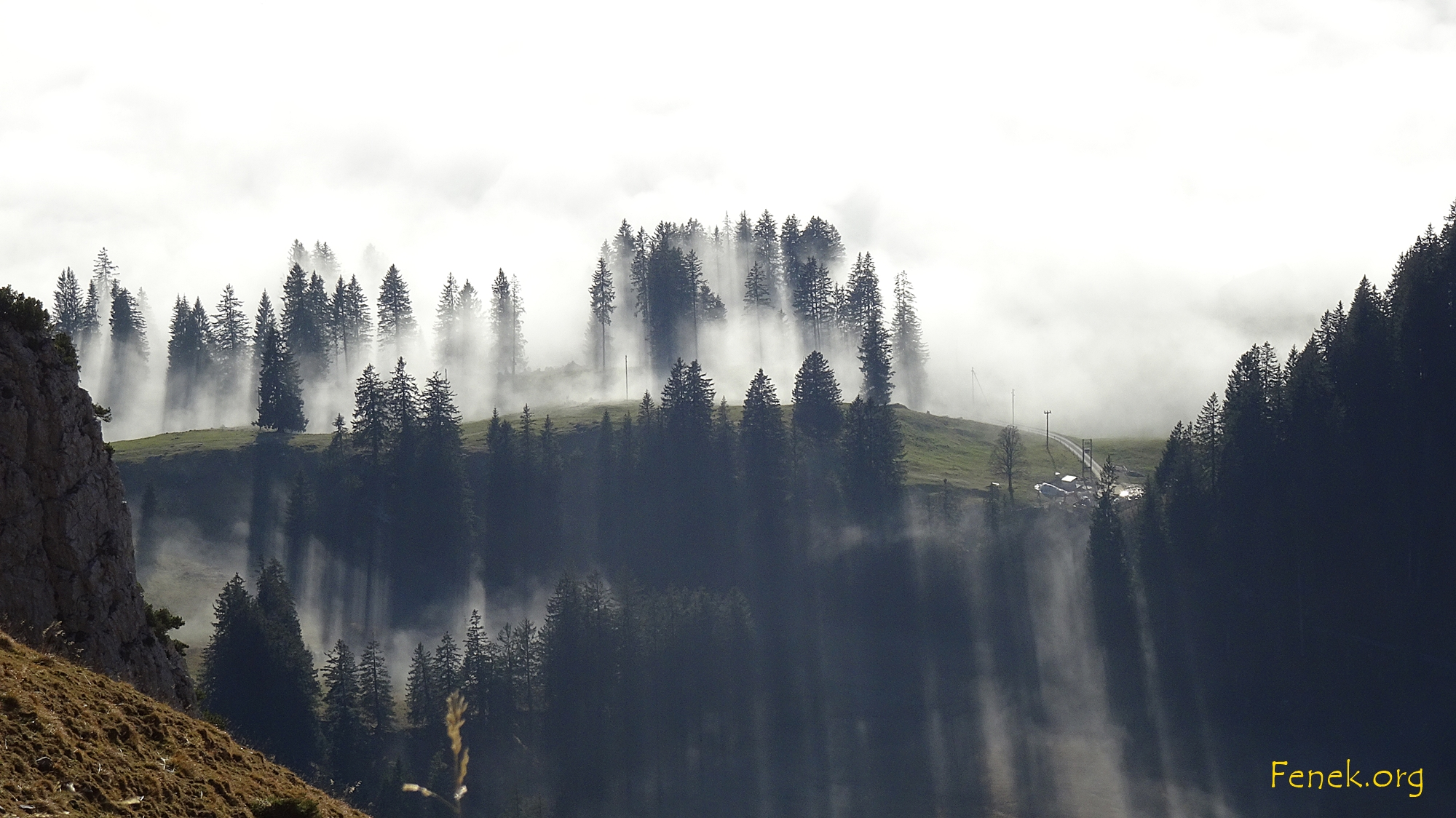 Annäherung an die Nebelwahrheit.....