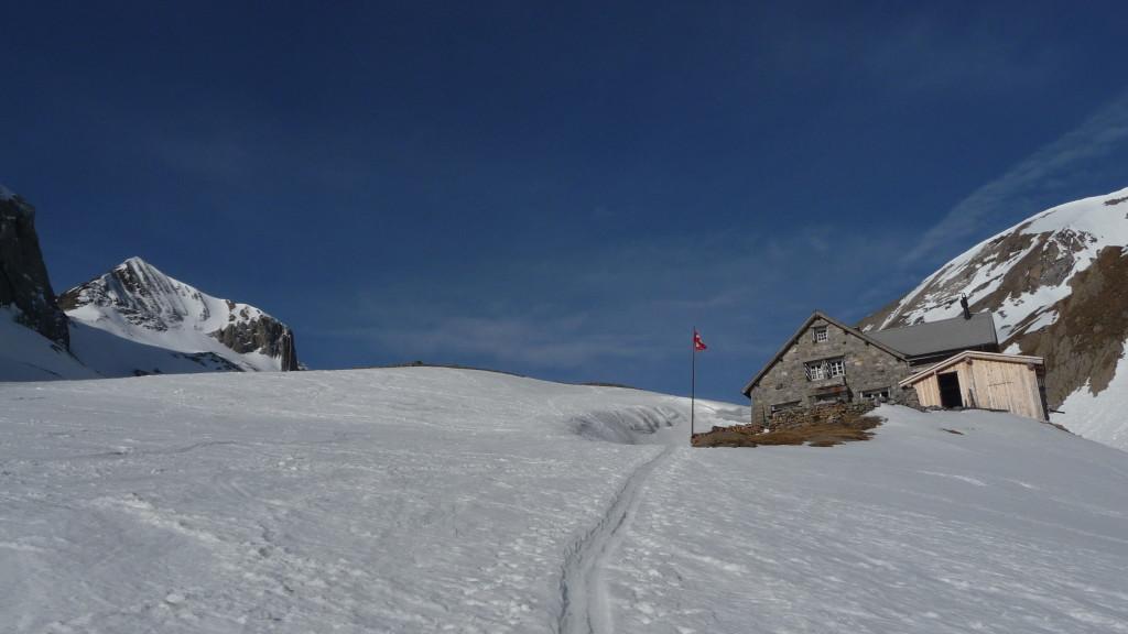 die Wildhornhütte