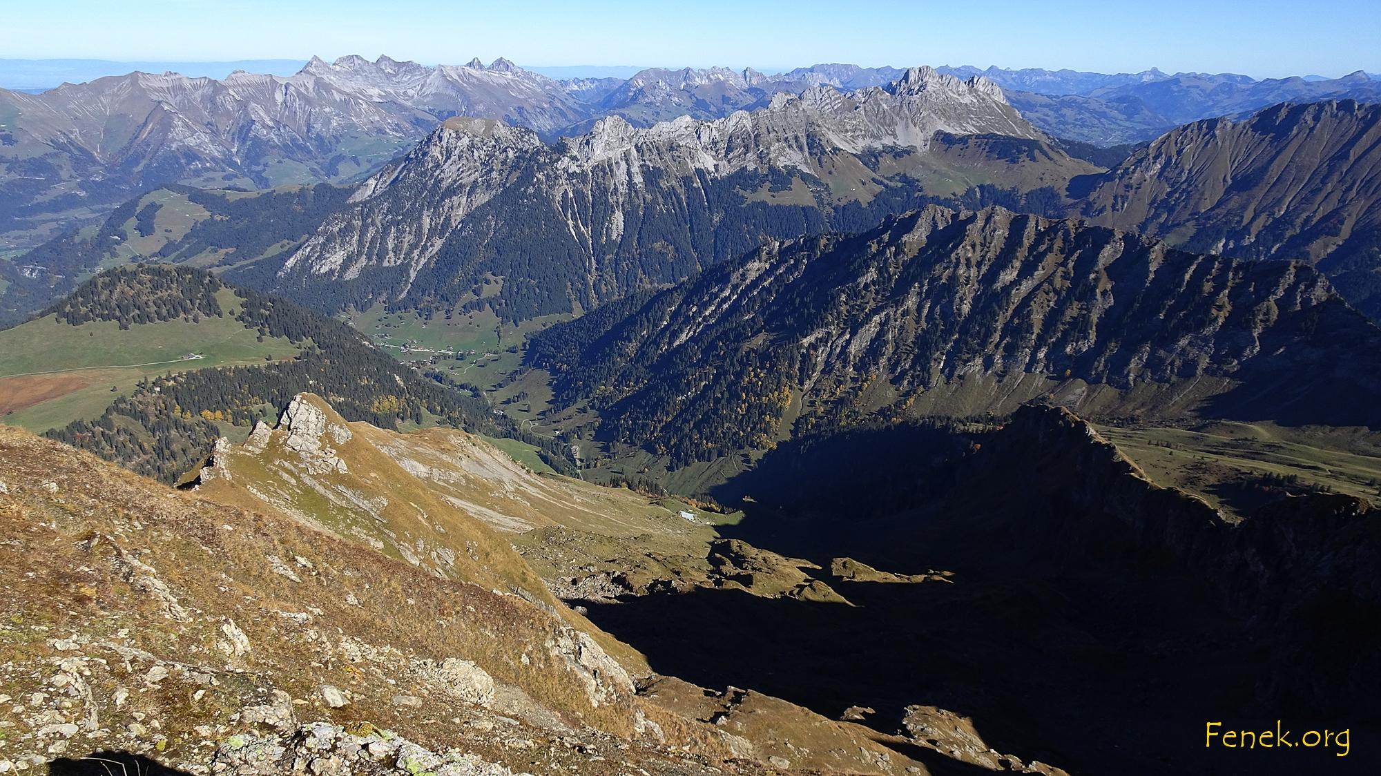 unten Alp l'Audalle