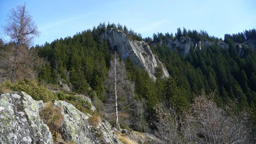 Burge - Aussichtskanzel über Belalp