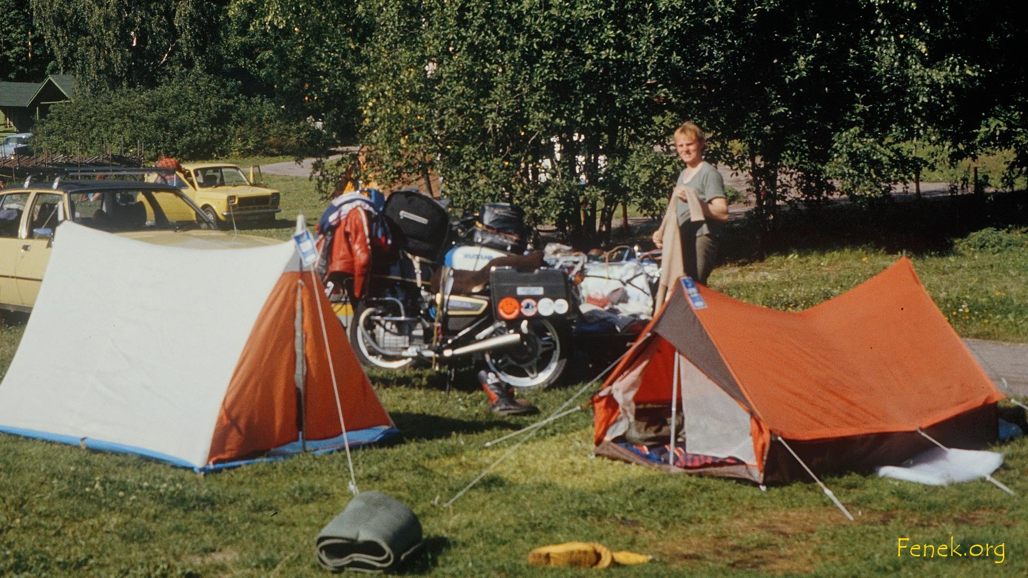 Campingplatz in Stockholm