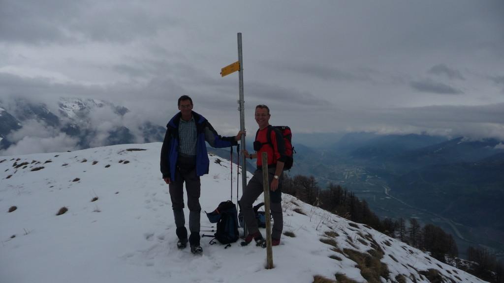 Gipfelglück mit Omega3