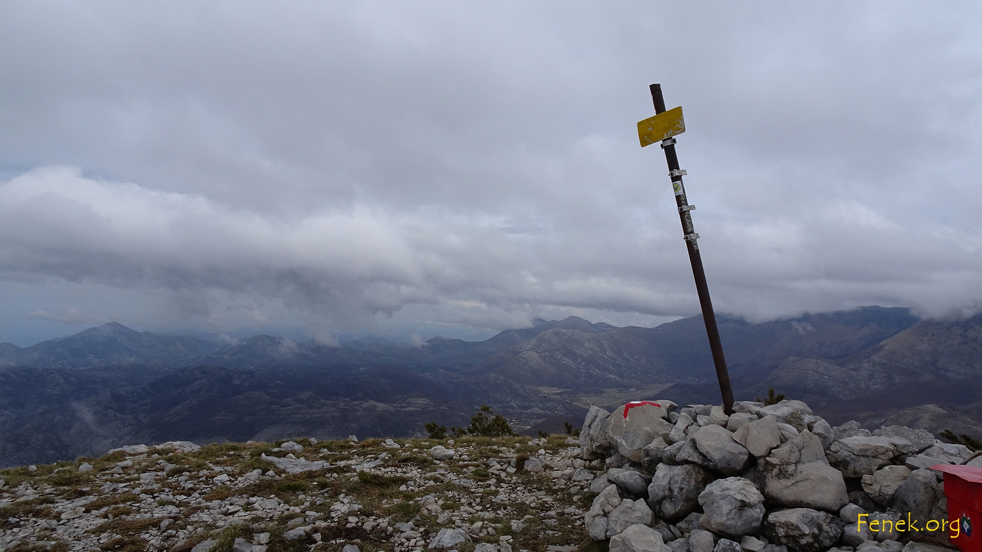 Gipfel Subra