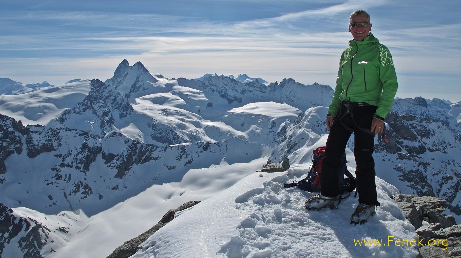 happy Fenek! - Mein 1'000 Gipfel!!