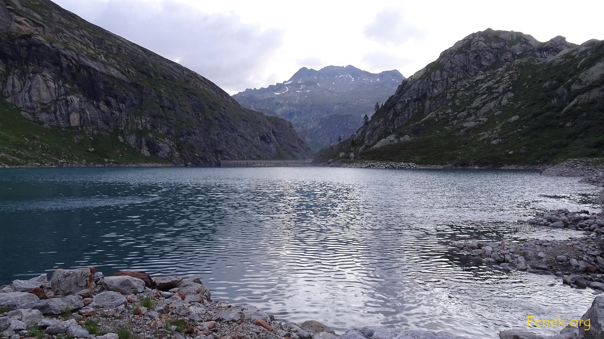 Lago del Zött