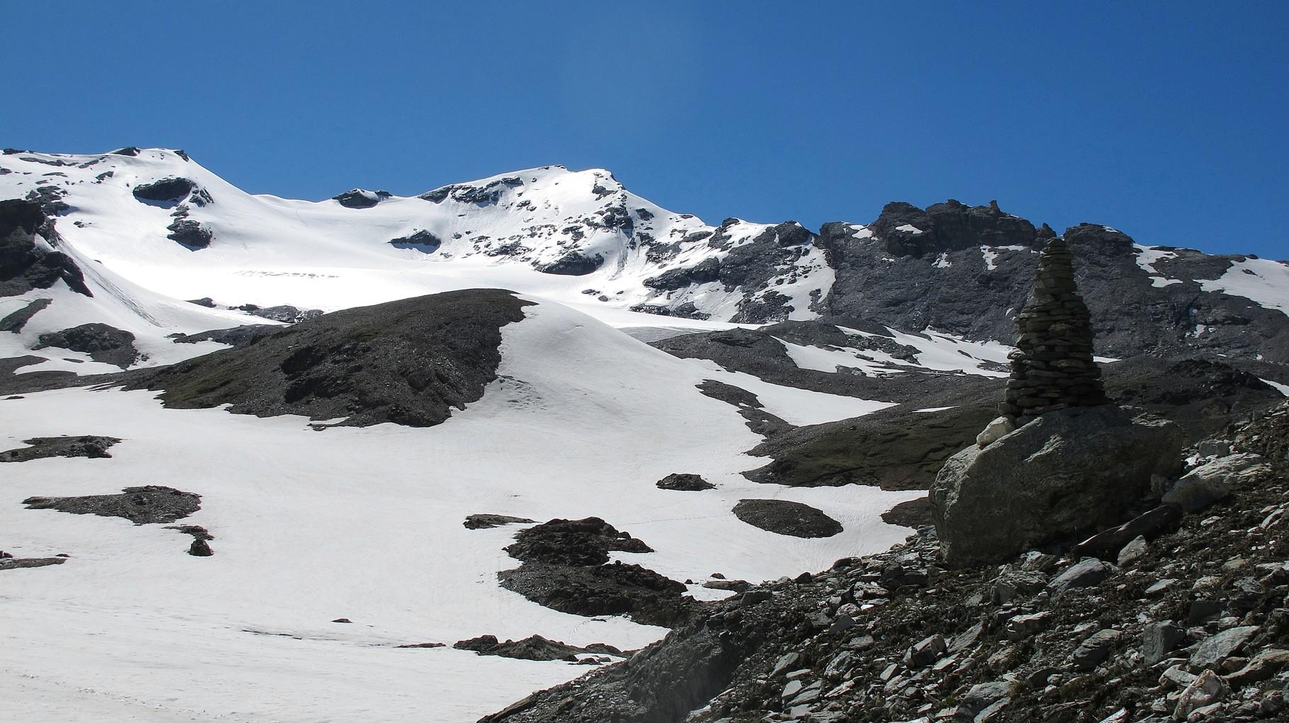 La Luette - unser Gipfelziel