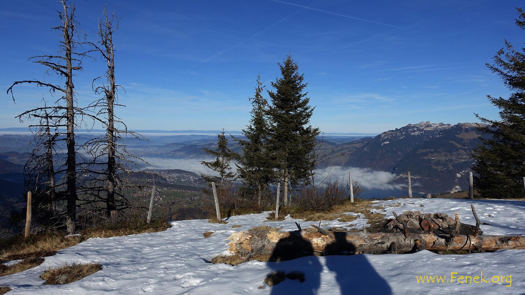 zwei Glückliche auf dem Engelhorn